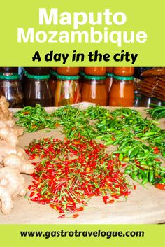 The best sights in Maputo - #mozambique #africa #explore #foodie- www.gastrotravelogue.com