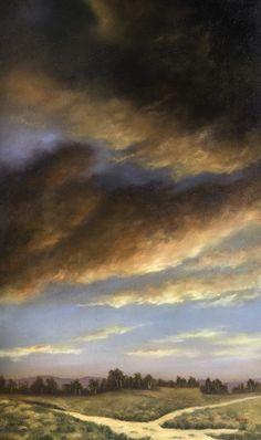 Anticipation by Jesus Moreno - Vango Original Art