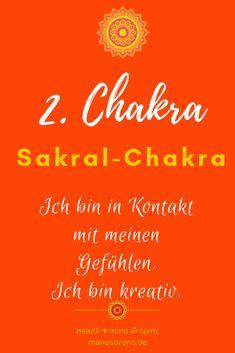 So Stärkst Du Dein 2. Chakra - Sakralchakra | Manu Sarona