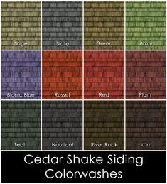 Cedar Shake Siding The Only Board In 2019 Exterior