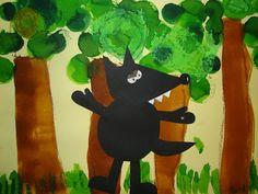 Mine de rien !: Le coin des poussins Diy For Kids, Crafts For Kids, Fairy Tale Crafts, Fairy Tale Activities, Traditional Tales, Classic Fairy Tales, Three Little Pigs, Fairytale Art, Creative Activities