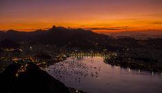 Rio de Janeiro - Brasil Fotografia Cheia de Encantos Mil... de Danilo Faria na 500px