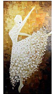 ballerina oil painting ballet dancer - Google Search