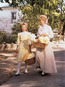 PollyAnna - old movie but watched it a lot when I was a kid :)