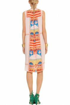 Mara Hoffman | Sleeveless Shirt Dress