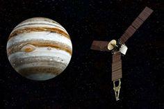 Otro gran salto para la humanidad: el hombre acaba de llegar a Júpiter Tras un viaje de cinco años, en el marco de un hito sin precedentes en la exploración planetaria, una nave espacial de la NASA arribó al planeta más grande del sistema solar.