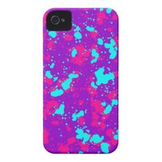 Splatter iPhone 4S Case