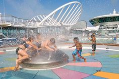 Royal Caribbean has ACTIVITIES for all ages!
