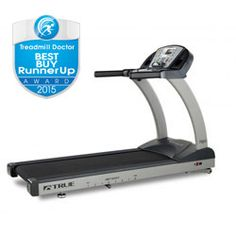 True PS800 Escalate Treadmill Review - The PS800 with the adjustable cushioning is a great choice. We hope True keeps pushing features downline but until then, this is the most full featured True at the best price.