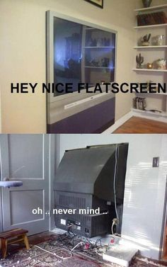 Nice Flatscreen