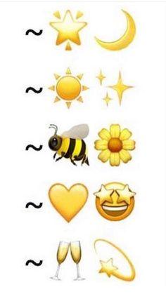 Snapchat Nicknames, Snapchat Friend Emojis, Snapchat Names, Short Instagram Captions, Instagram Picture Quotes, Instagram Story Questions, Instagram Story Ideas, Cute Emoji Combinations, Instagram Emoji