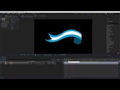 (1) Bandera Flameante (Waving Flag Tutorial) - After Effects - YouTube