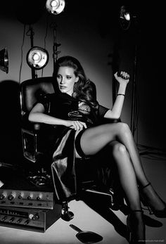 Jessica Chastain by Craig McDean for Interview Magazine • 2014