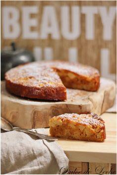 Dulce de Leche: Francúzsky jablkový koláč Banana Bread, Food, Dulce De Leche, Sweets, Essen, Meals, Yemek, Eten