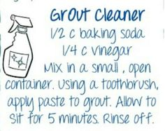 Grout Cleaner.  Wow, just did this and it worked great!
