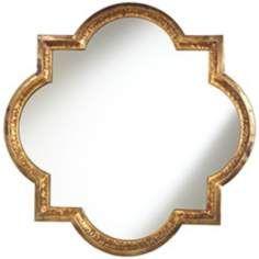 1000 Images About Quatrefoil On Pinterest Mirror