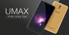 Smartphone Hafury Umax está em promoção na TomTop - http://www.showmetech.com.br/smartphone-hafury-umax-promocao-tomtop/