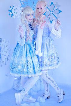 雪の女王~妖精が舞い降りる白い国~ [Part 1]