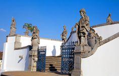 Turismo e arte em Minas Gerais .: Turismo Brasil - NippoBrasil :.