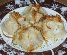 Rezept Russische Teigtaschen (Manti) von Termimaus - Rezept der Kategorie Hauptgerichte mit Fleisch