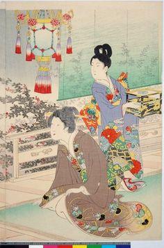 Date unknown- Chikanobu, Toyohara - British Museum