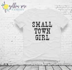 Small Town Girl Small Town USA Country Style Southern