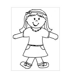 20+ Free Flat Stanley Templates & Colouring Pages to Print