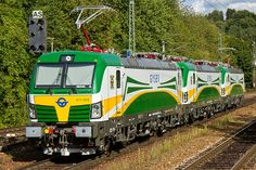 Trains and locomotive database and news portal about modern electric locomotives, made in Europe. Electric Locomotive, Commercial Vehicle, Taurus, Engineering, Vehicles, Europe, Transportation, Teachers, Railroad Photography