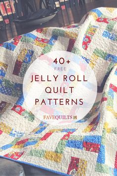I have so many jelly rolls that I don't know what to do anymore. Love the ideas here though. xxx