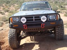 1st Generation Toyota 4Runner's..... - Page 52 - Expedition Portal