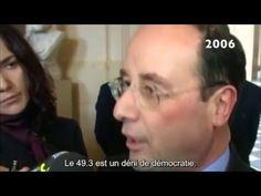 Article 49.3 : La vidéo qu'Hollande ne veut pas que vous voyez ! Ils se foutent de nous !
