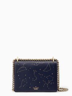 Kate Spade Star Bright Light Up Constellation Marci, Navy