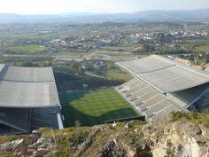 Estadio Municipal de Braga - Portugal