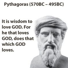 Pythagoras, (Greece). In his A History of Western Philosophy, Bertrand Russell argues that Pythagoras had a major influence on Plato, and that Plato is the most influential philosopher of all philosophers, ancient, medieval, or modern.