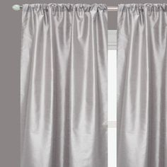 "Rodeo Home Caprice Two Panel Drapery-54""x96"" - Platinum by RODEO HOME, http://www.amazon.com/dp/B007MPGG0E/ref=cm_sw_r_pi_dp_Nm1brb0F3J217"
