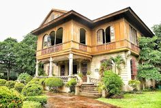 See related links to what you are looking for. Filipino Architecture, Philippine Architecture, Colonial Architecture, Colonial Style Homes, French Colonial, British Colonial, Spanish Colonial, Filipino House, House Of Gold