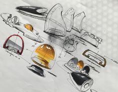 Idea Sketch & Marker www.skeren.co.kr #제품스케치 #제품아이디어스케치 #productsketch…