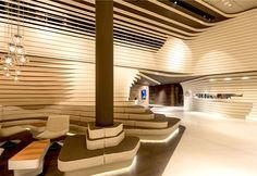 Contemporary Concept of Beograd Hotel by CRAFT reception corner 2