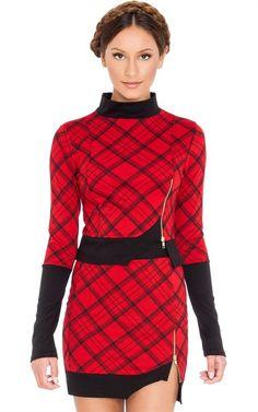 City Goddess Top-CG-T3-Red $29.00 on mysale.com