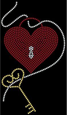 "Locket Heart  Height: 8.50""  Width: 5.00"" Dot Art Painting, Mandala Painting, Rhinestone Crafts, Heart Iphone Wallpaper, Craft Iron, Mandala Dots, Button Art, Stone Work, String Art"