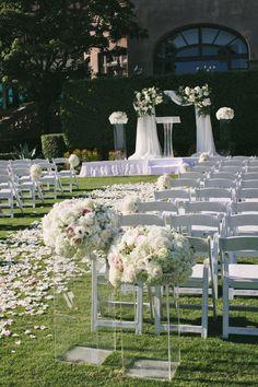 Featured Photographer: onelove photography; wedding ceremony idea
