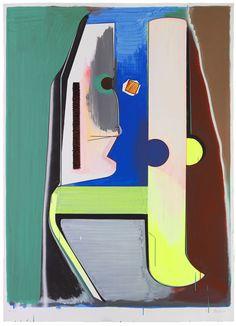 GP 153, 2010, 216 x 156 cm davidcharlesfoxexpressionism.com #thomasscheibitz #germanpainter #germansculptor #expressionism #expressionistartist