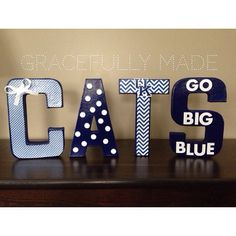 University Of Kentucky Decorative Letters Go To The Hardware Or Craft And Get