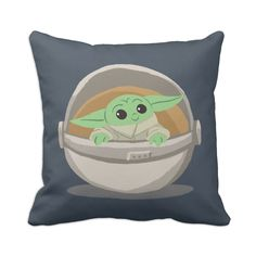 Relax in comfort with the Child as you enjoy thoughts of the Disney+ live action series Star Wars: The Mandalorian with this customized throw pillow featuring a cartoon drawing of the Yoda species. Cartoon Pics, Cute Cartoon Wallpapers, Cartoon Drawings, Naruto Uzumaki, Kids Pillows, Throw Pillows, Yoda Species, Disney Art, Disney Live