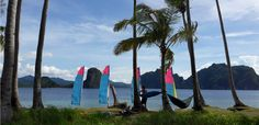 Sail arround the islands in Philippines. Boat Rental, Palawan, Philippines, Sailing, Island, Outdoor Decor, Block Island, Islands, Boating