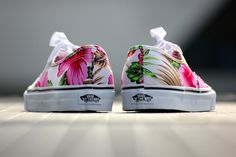 Vans Authentic Hawaiian Floral - VN-0 ZUKFGO