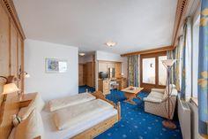Doppelzimmer Nederkogl : Zimmer für Paare im Hotel Riml, Tirol