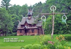 Little Norway.     Wisconsin Tourist Attractions - Wisconsin Attractions For the Entire Family!