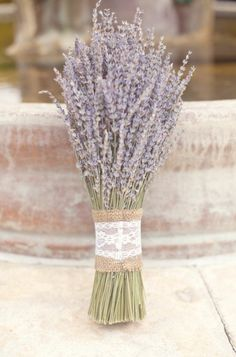 I didn't want purple to be part of my theme by gosh do I love the way lavender looks like this...