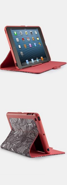 A slim-fit, protective case with an adjustable viewing stand for the iPad mini #wishlist